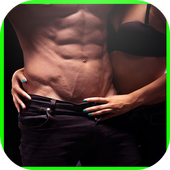 Abs workout made easy icon
