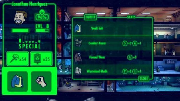 Guide For Fallout Shelter screenshot 2