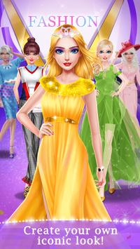 Fashion Icon - Model Makeover poster