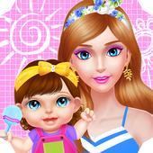 Babysitter & Baby Care Salon icon