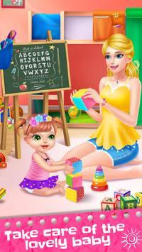 Babysitter & Baby Care Salon poster