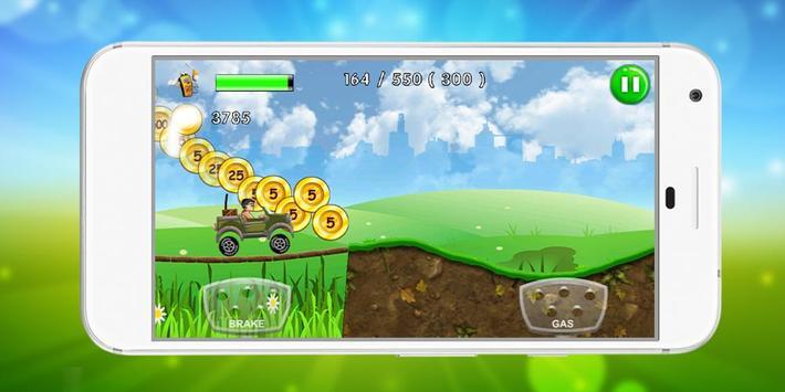 Mountain Climbing Race 2 screenshot 4