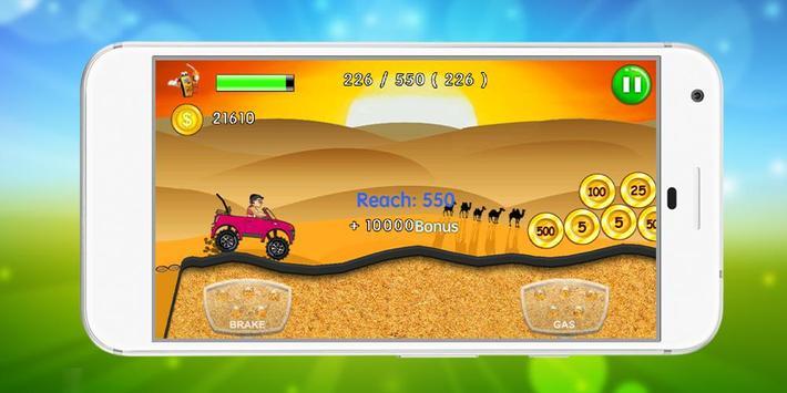 Mountain Climbing Race 2 screenshot 1