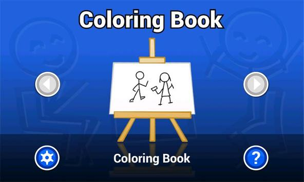 Coloring Book poster