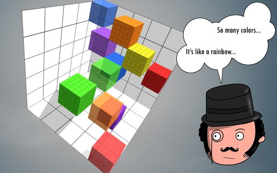 Unreal: Cubes apk screenshot