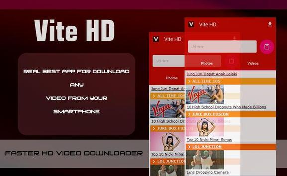 ViteMate Video Downloader screenshot 1