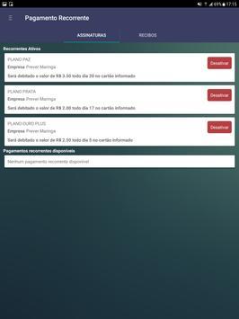 Plano Prever screenshot 3