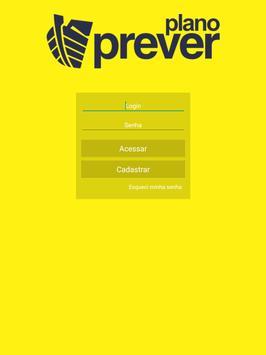 Plano Prever poster