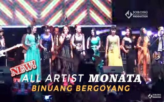 Dangdut Koplo Om Monata 2018 screenshot 2
