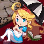 Alice's reversed world icon