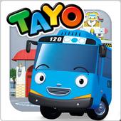 Tayo's Garage Game icon