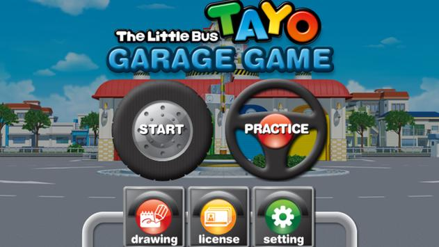 Apps android Tayo's Garage Game apk the latest