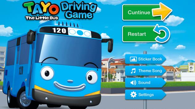 Apps android Tayo's Driving Game apk the latest