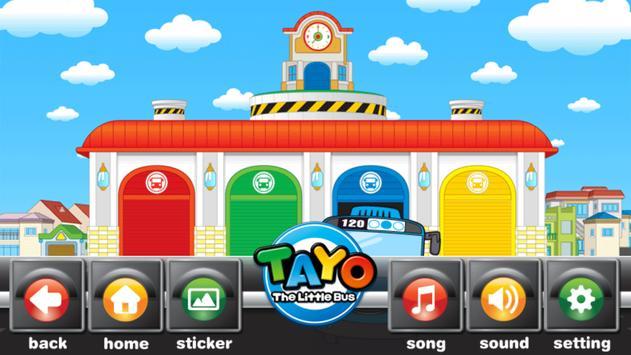 Tayo's Driving Game apk screenshot