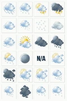 MYCW Weather Theme - Bubble poster