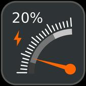 Gauge Battery Widget icon