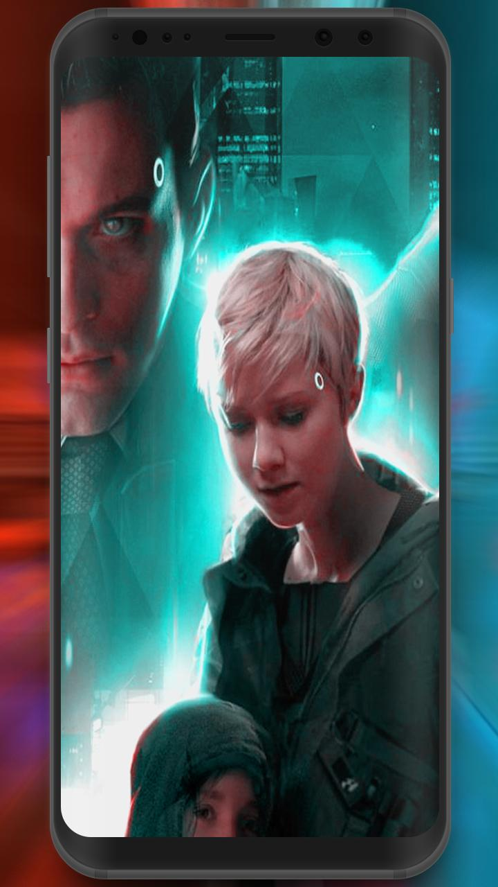 Detroit Become Human Wallpaper Hd 4k For Android Apk Download