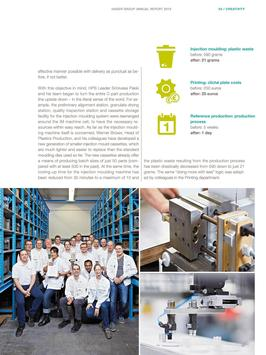 Hager Group Annual Report 2013 apk screenshot