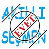 Akilli Secmen - Secim 2015 icon