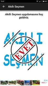 Akilli Secmen - Secim 2018 poster