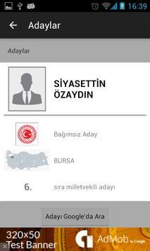 Akilli Secmen - Secim 2018 apk screenshot