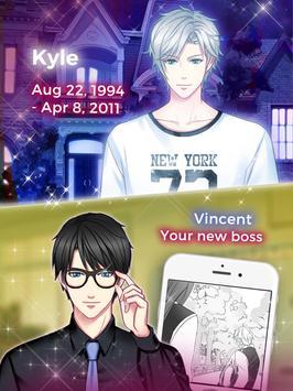 Otome Game: Ghost Love Story apk screenshot