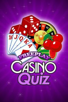 FreePlay Casino Quiz poster