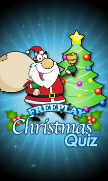 FreePlay Christmas Quiz poster