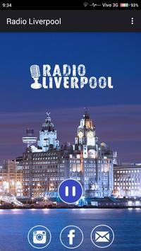 Rádio Liverpool poster