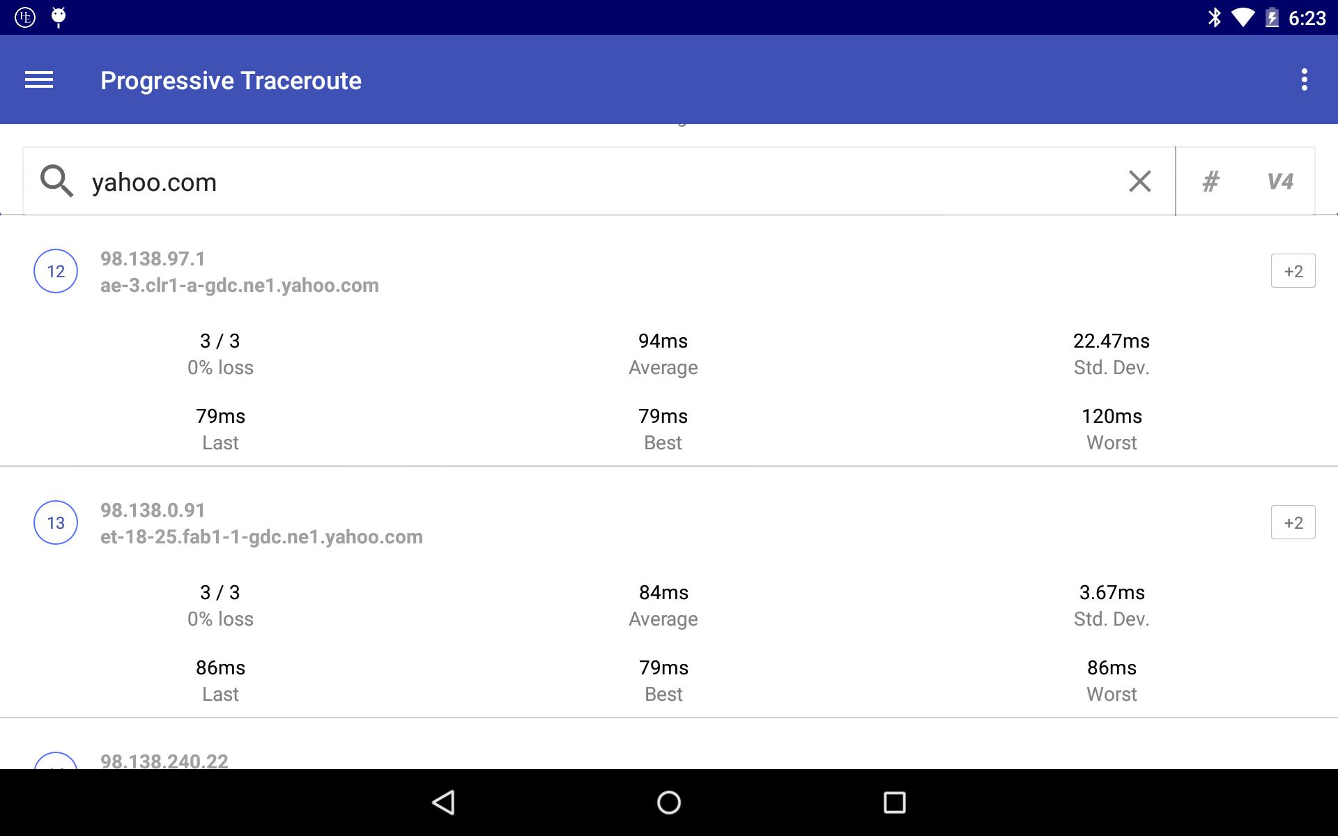 he net - Network Tools for Android - APK Download