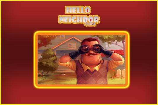 Hello Neighbor Guide And Tips screenshot 1