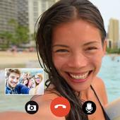 Fake video call - FakeTime 2.3 icon