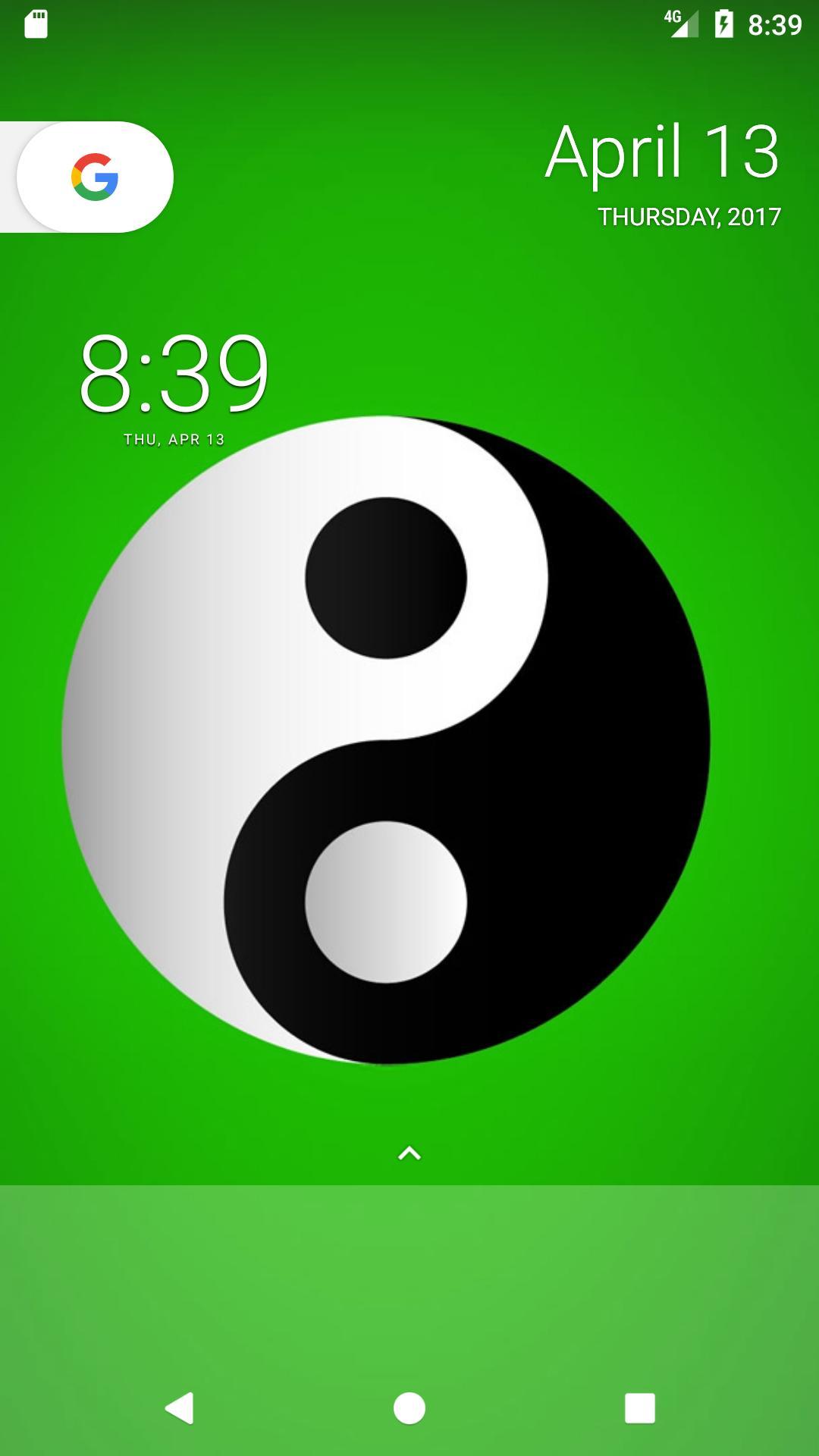 yin yang symbol unicode