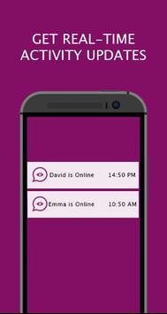 WhatsOnline - whatsapp online notifier apk screenshot