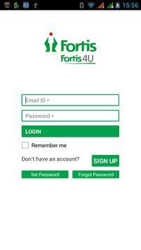 Fortis4U poster