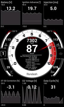 Hondash apk screenshot