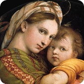 Puzzle and Art - Raphael Works - icon