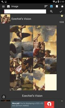 Puzzle and Art - Raphael Works - poster