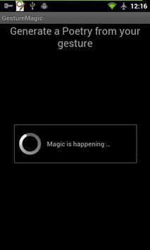 Gesture Magic poster