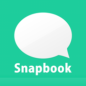 Snapbook - secret chat. icon