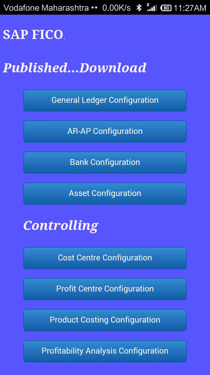 SAP FICO Consultant for Android - APK Download