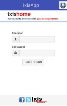 Ixis App screenshot 1