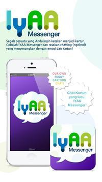 IYAA Messenger poster