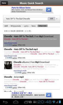 Global Music Billboard -MV&MP3 screenshot 3