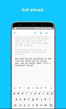 iA Writer screenshot 5