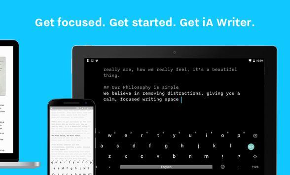 iA Writer screenshot 8