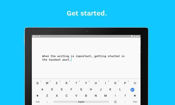 iA Writer screenshot 10