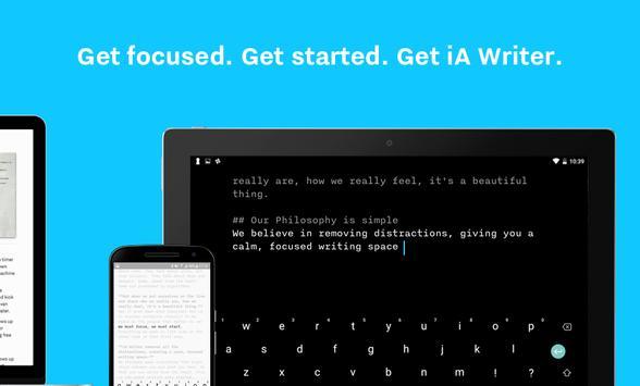 iA Writer screenshot 16