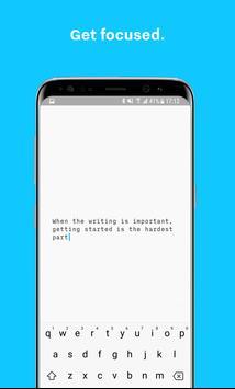 iA Writer screenshot 2