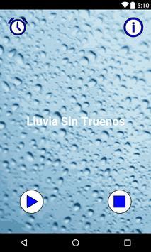 Lluvia Relax Lite poster